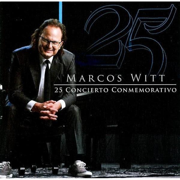 CD - Marcos Witt - 25 Anos Concierto Commemorativo