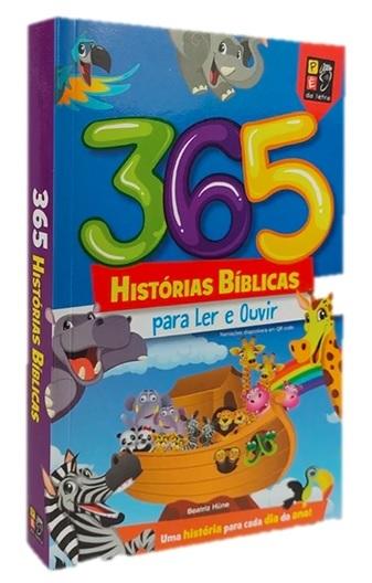 365 Histórias Bíblicas para ler e ouvir - Beatriz Hune