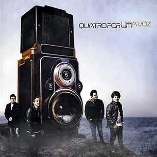 CD - Quatro Por Um - Uma Voz