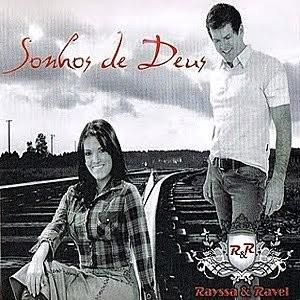 CD - Rayssa e Ravel - Sonhos de Deus