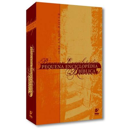 Livro - Pequena Enciclopédia Bíblica - Orlando Boyer