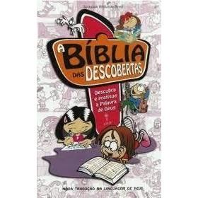 Bíblia das Descobertas - Rosa