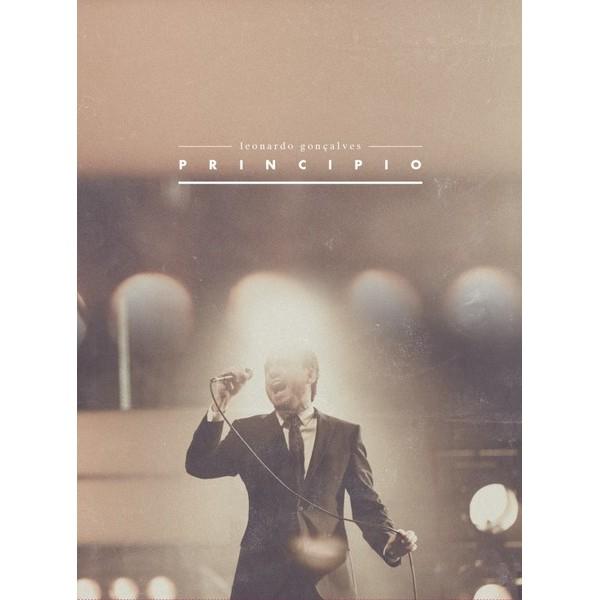 DVD - Leonardo Gonçalves - Principio