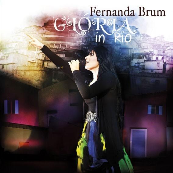 CD - Fernanda Brum - Glória in Rio