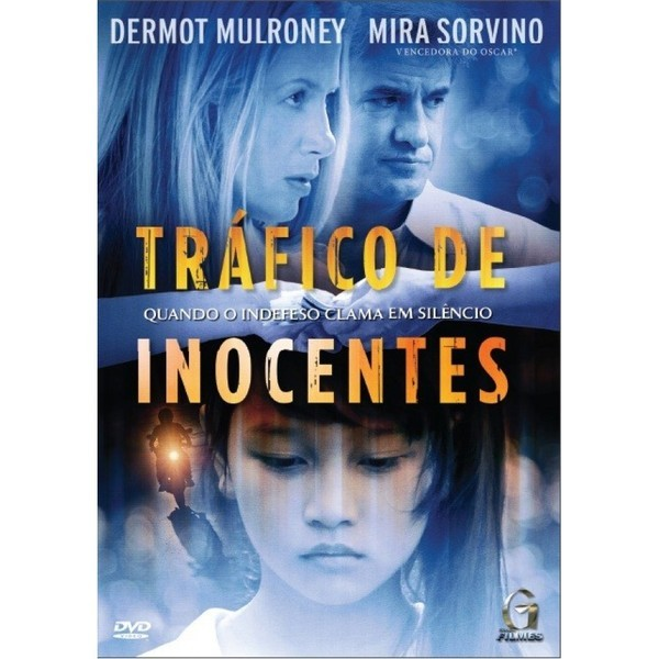 DVD - Tráfico de Inocentes