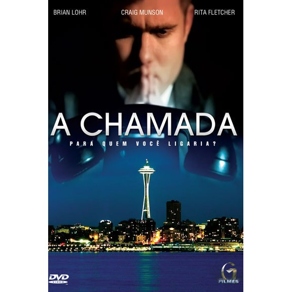 DVD - A Chamada - Filme