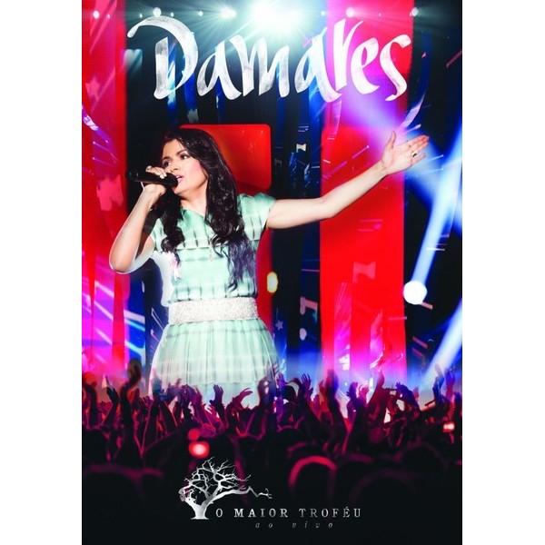 DVD - Damares - O Maior Troféu - Ao vivo
