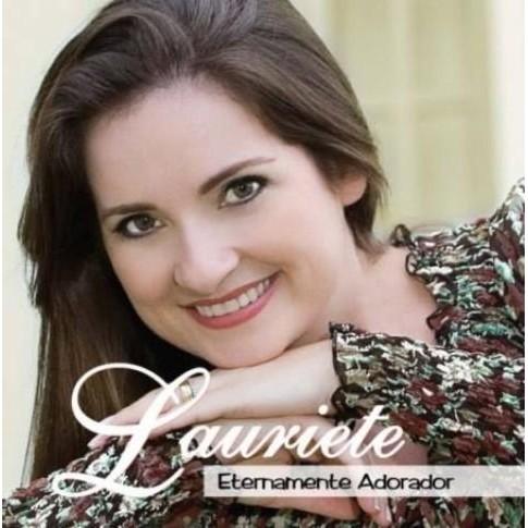 CD - Lauriete - Eternamente Adorador