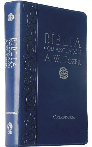 Bíblia Com Anotações A.W.TOZER