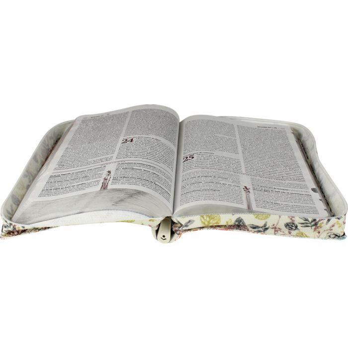 Bíblia da Mulher com Zíper (Média RC)
