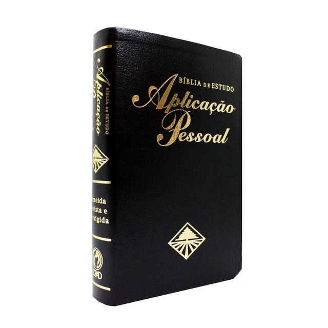 Bíblia de Estudo Aplicação Pessoal - Grande