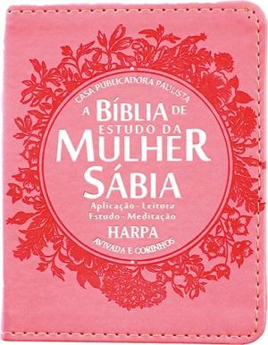 Bíblia de Estudo da Mulher Sábia - Pequena