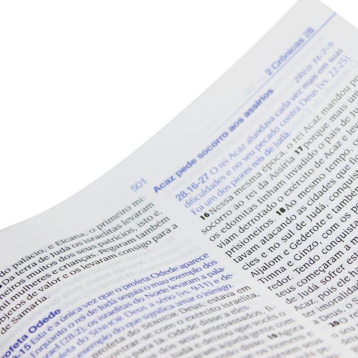 Bíblia de Estudo NTLH (Nova Tradução na Linguagem de Hoje)