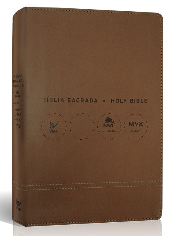 Bíblia Bilíngue NVI - Português/Inglês