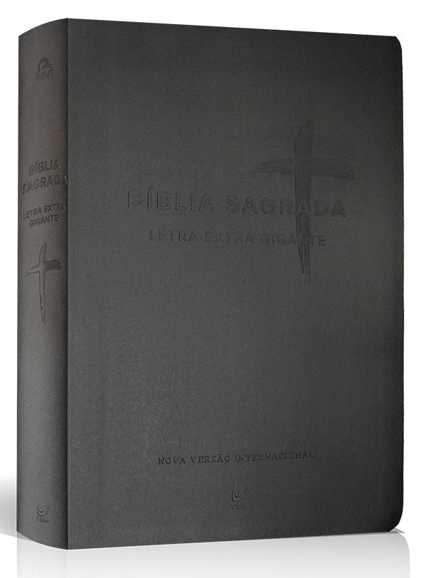 Bíblia NVI - Letra Extra Gigante
