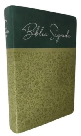 Bíblia Sagrada - Letra Grande com Índice