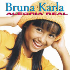 CD - Bruna Karla - Alegria Real