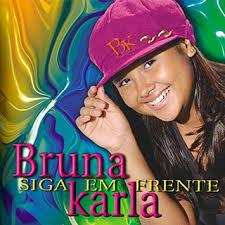 CD - Bruna Karla - Siga em frente