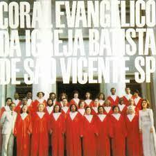 CD - Coral Evangelico da Igreja Batista de Sao Vicente