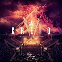 CD - Diante trono - Creio