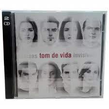 CD - Duplo - Tom de vida - Coisas invisíveis