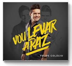 CD - Felipe Colacio - Vou Levar a Paz