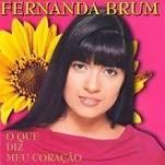 CD - Fernanda Brum O que diz meu coraçao