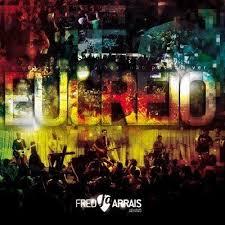 CD - Fred Arrais - Eu Creio
