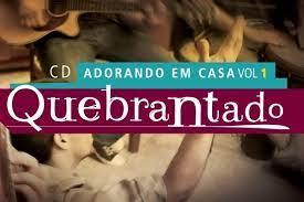 CD - Vineyard - Adorando em casa vol.1 Quebrantado