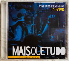 CD - Vineyard - Mais que tudo