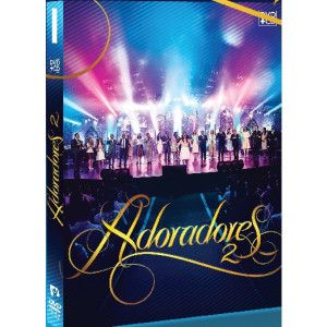 DVD+CD - ADORADORES 2