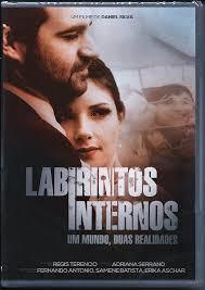 DVD - Labirintos - Filme