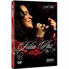 DVD - Lilia Paz - Ao Vivo