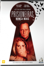 DVD - Prisioneiras nunca mais - Filme