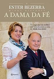 Livro - A dama da fé - Ester Bezerra