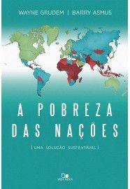 Livro - A pobreza das naçoes - Wayne Gruden