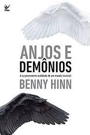 Livro - Anjos e demonios - Benny Hinn