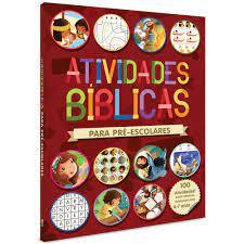 Livro - Atividades Biblicas Para Pre-escolares