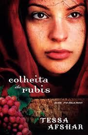 Livro - Colheita de Rubis - Tessa Afshar