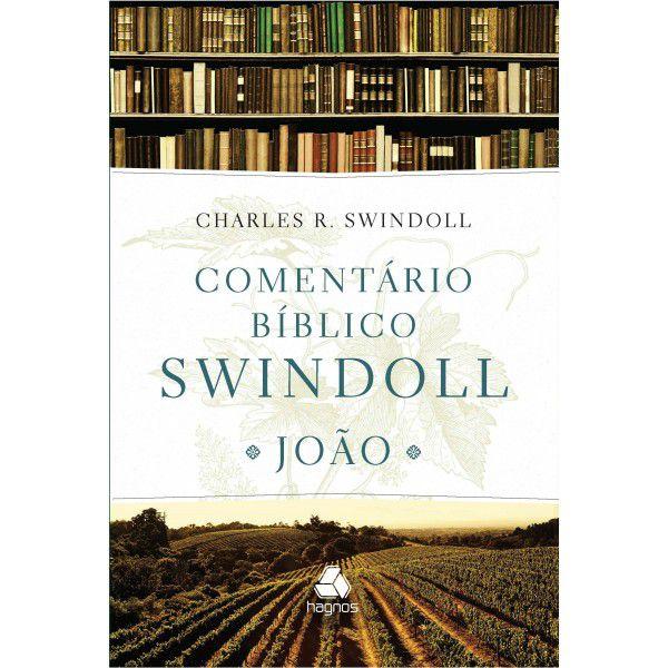Livro - Comentario biblico Jõao - Charles r Swindoll