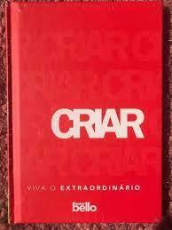 Livro - Criar  viva o extraordinario