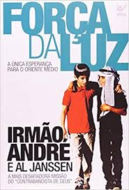 Livro - Força da Luz - Irmão Andre