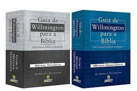 livro - Guia de Willmington para a Biblia