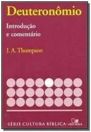 Livro - Introduçao e Comentario Deuteronomio