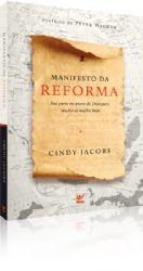 Livro - Manifesto da reforma - Cindy Jacobs