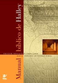 Livro - Manual Biblico de Halley