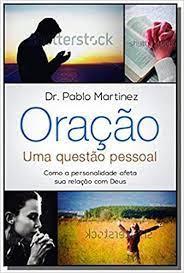 Livro - Oração uma questão pessoal