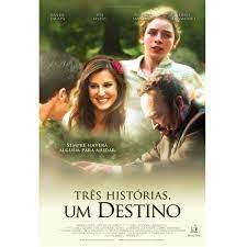 Livro - Três histórias,um destino - R R Soares