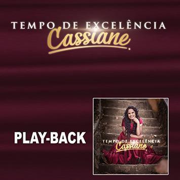 PB - Cassiane - Tempo de excelencia (playback)