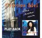 PB - Cristina Mel - Ame mesmo assim (playback)